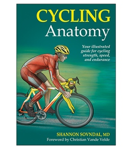 Cycling Anatomy Book