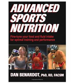 Advanced Sports Nutrition Book