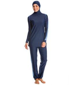 Alsharifa Sportiva Navy Modest Swimsuit
