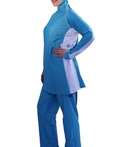 Alsharifa Surf-Style Modest Swimsuit