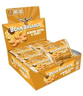 Bonk Breaker Almond Butter & Honey Energy Bars (Box of 12)
