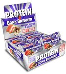 Bonk Breaker Peanut Butter & Jelly High Protein Bars (12 Pack)