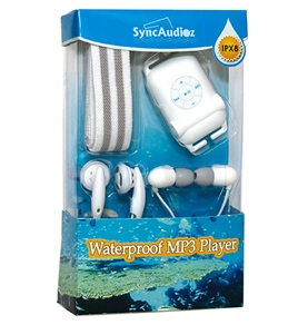 Sync Audioz Butterfly Waterproof MP3 Player