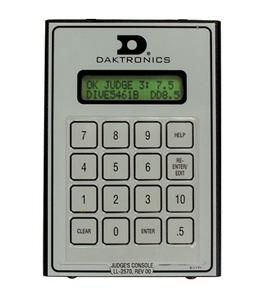 Daktronics Pace Clock Controller