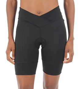 Sheila Moon Women's Athena Cycling Shorts - 8""