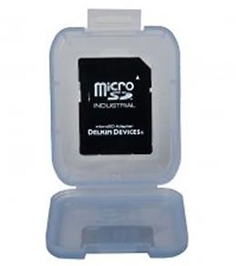 Delkin Devices MicroSD Memory Card - 4GB