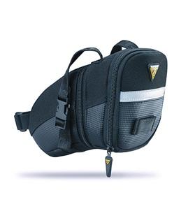 Topeak Aero Wedge Bicycle Saddle Bag w/ Velcro Strap
