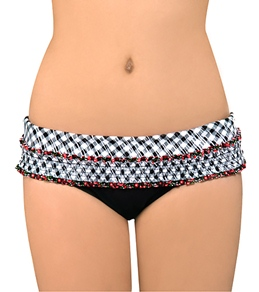 Volcom Women's Background Check Mini Bottoms