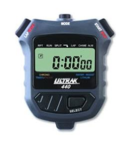 Ultrak 3 Mode Lap or Cumulative Timer
