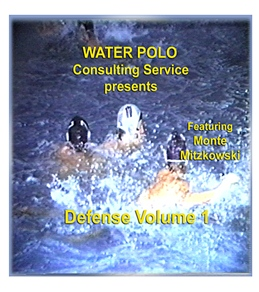 Monte Water Polo Defense (Volume 1 Instructional) DVD