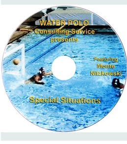 Monte Water Polo Special Situations DVD