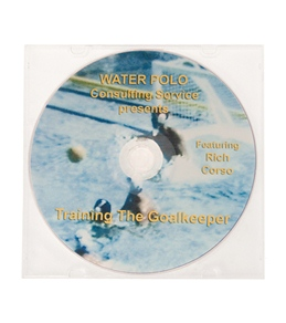 Monte Water Polo Training the Goalkeeper DVD
