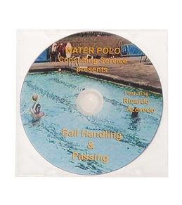 Monte Water Polo Ball Handling & Passing DVD