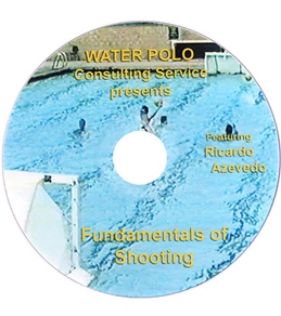 Monte Water Polo Fundamentals of Shooting DVD