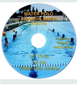 Monte Water Polo 101 Favorite Drills DVD