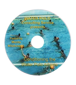 Monte Water Polo Conditioning DVD
