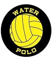 Bay Six Water Polo Circle Magnet
