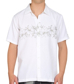 O'Neill Guys' Pareo S/S Polynosic Button Up