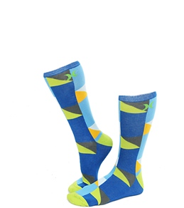 Hurley Guys' Geo Socks