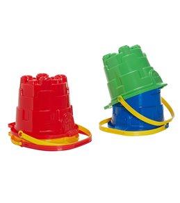 Wet Products Jumbo Castle Mold Bucket  2 Gallon