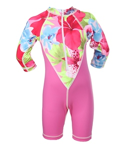 Tidepools Toddler/Infant Girls' Hanalei U.V Suit (2-8)