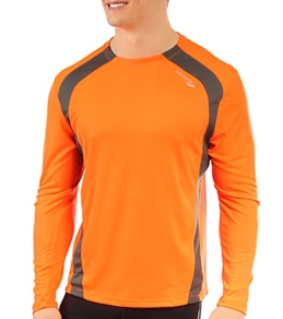 Saucony Men's Inferno Vizipro L/S Running Shirt