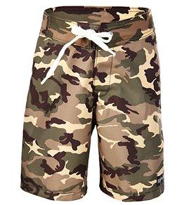 Tidepools Boys' Camouflage Surf Trunks (2-14yrs)