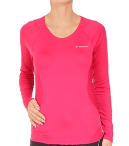Brooks Women's Equilibrium L/S Shirt