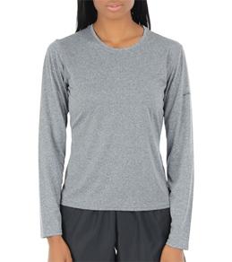 Brooks Women's EZ T L/S Running Shirt