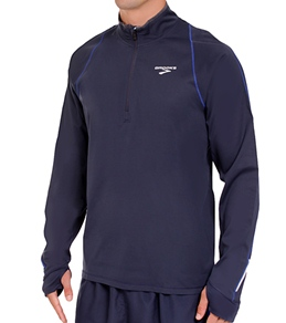 Brooks Men's Infiniti Hybrid Wind L/S Running Shirt