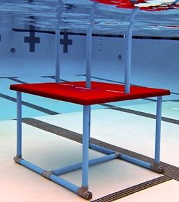 FINIS Swim Teaching Platform 1.2m x 1.1m