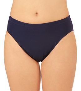 Profile By Gottex Solid High Waist Bottoms