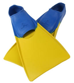 Water Gear Blue & Yellow Fins