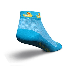 "Sockguy Ducky 1"" Women's Sock"