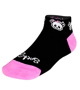 "Sockguy Panda 1"" Women's Channel Air Sock"