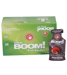 Carb BOOM! Grape Pomegranate Energy Gel (Box of 24)
