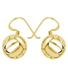 sports-collection-jewelry-water-polo-ball-dangling-earrings-14k-gold