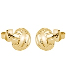 sports-collection-jewelry-water-polo-ball-stud-earrings-14k-gold