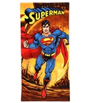 jp-imports-superman-firey-planet-beach-towel