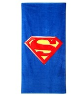JP Imports Superman Shield Beach Towel