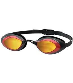 HEAD Swimming Stealth Mirrored Goggle