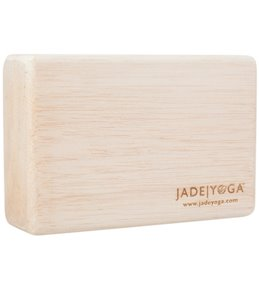 Jade Yoga Balsa Superlight Block Small 11oz