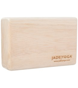 Jade Yoga Balsa Stability Block Small 16oz