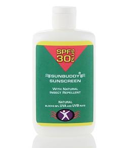 SunBuddy Sunscreen SPF 30 Plus 4oz