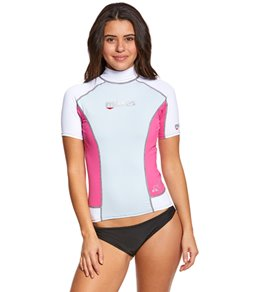 Mares Trilastic Pink Short Sleeve