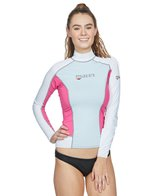 Mares Trilastic Pink Long Sleeve