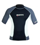 Mares Trilastic Short Sleeve Rash Guard