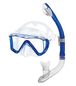 HEAD Manta Combo Mask and Snorkel