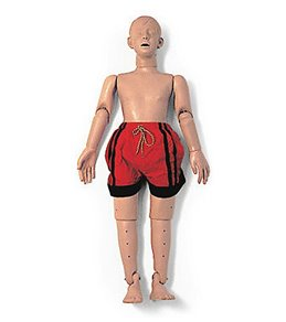 Simulaids Adolescent CPR Water Rescue Manikin