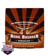 Bonk Breaker Espresso Chip Energy Bars (Box of 12)